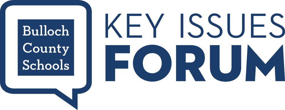 Key Issues Forum Logo